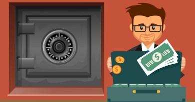 Bank Deposit Safe Teller Cash  - mohamed_hassan / Pixabay