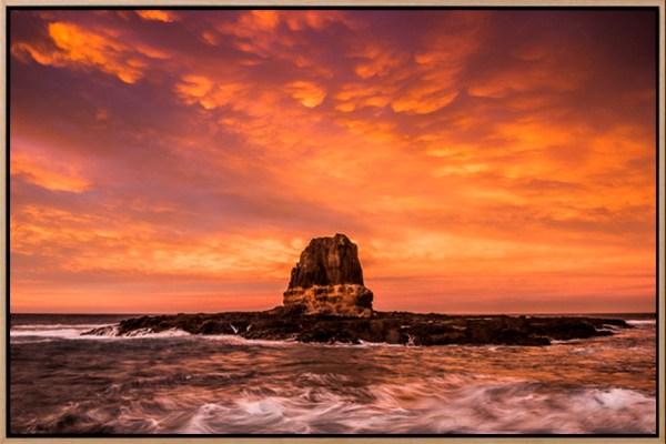 Pulpit Rock - Seascapes