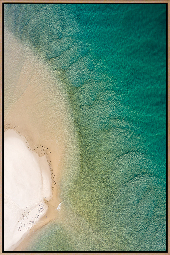 Sea Dreams - Aerial Artwork