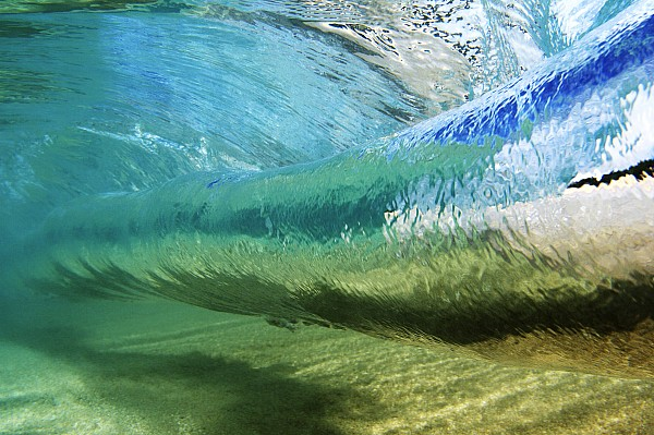 Underwater Waves