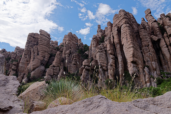 Wonderland Rocks Arizona