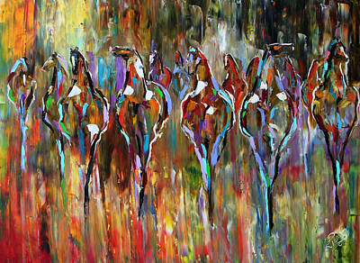 Abstract Horse Paintings For Sale Page 3 Of 98