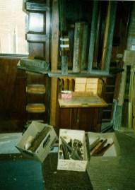 Rebuilt bookcase 3