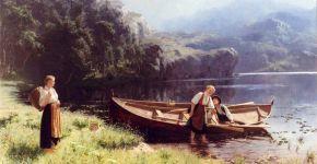 norwegian artist paintings