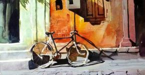 cycle-watercolor-paintings