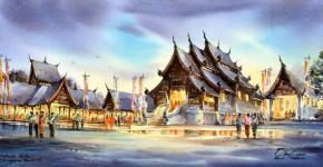 thailand-watercolor