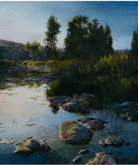 landscape artist stan