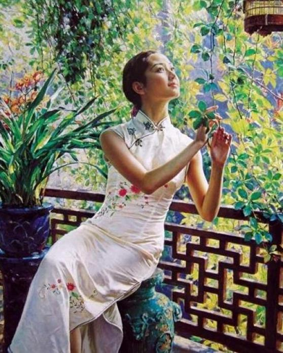realistic-Chinese-painting