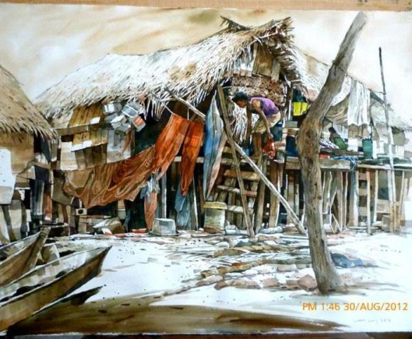 Malaysia-artist