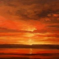 Sunset Paintings by Famous Artists