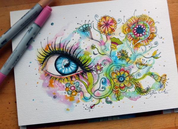 watercolor-eye-paintings