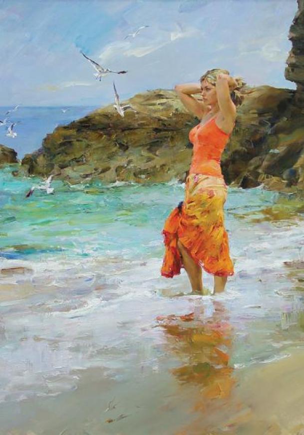 seaside-paintings
