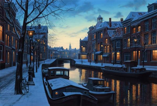 Amsterdam-paintings