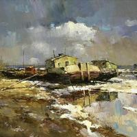 Oil Paintings By Russian Artist Alexi Zaitsev
