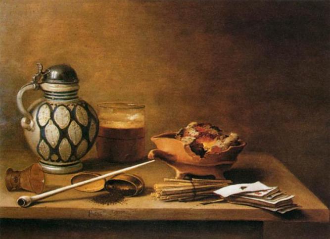 Pieter-Claesz-paintings
