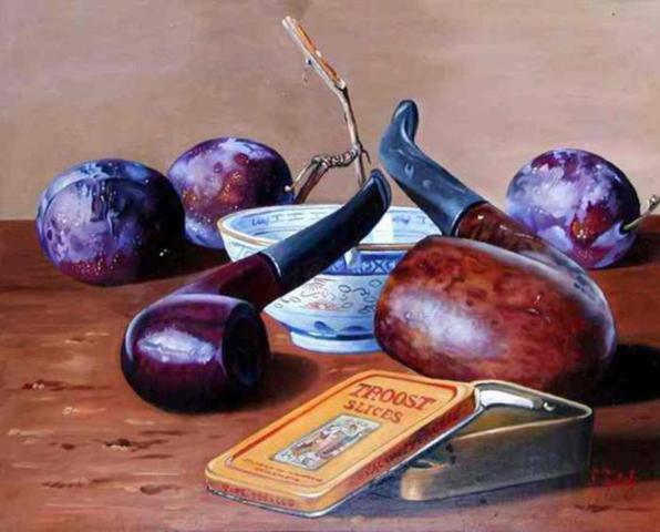 plum-paintings