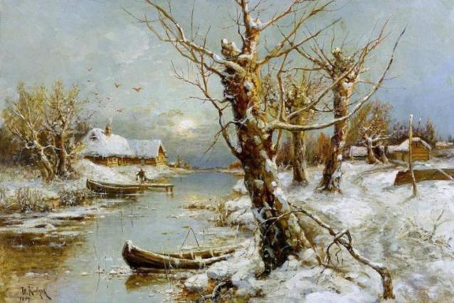 snow-paintings