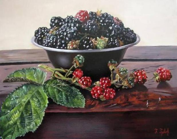 berry-paintings