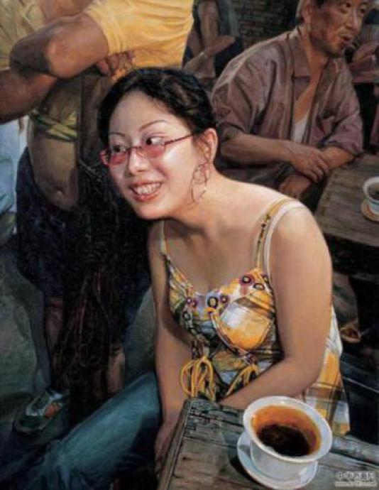 modern-girl-painting