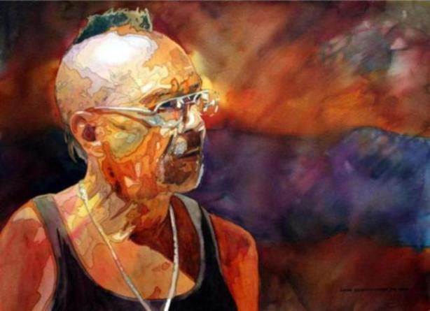 watercolor-figurative