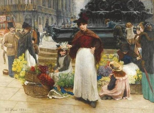 flower-seller-paintings