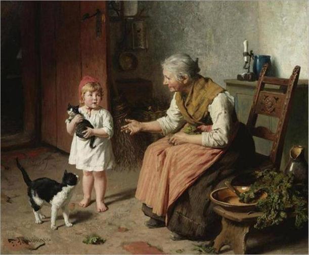 painting-grandparents