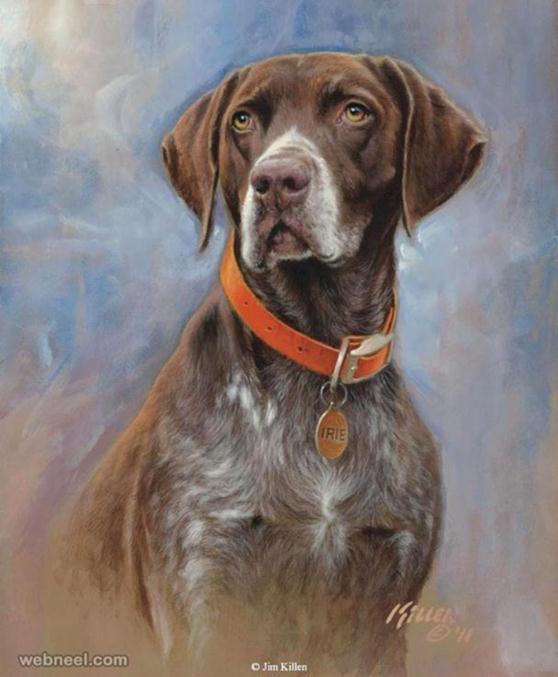 dog-painting-artist