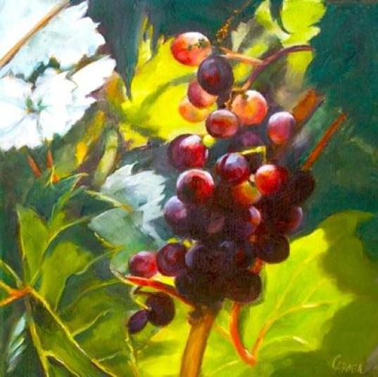 grape-paintings