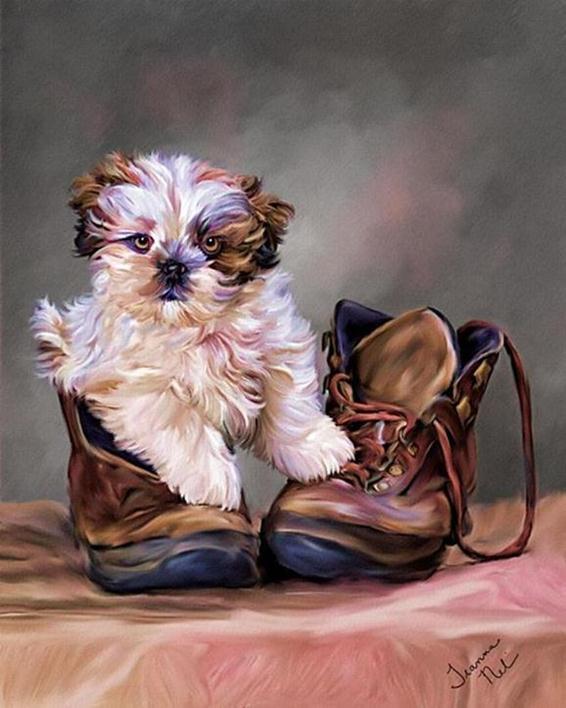 paint-dog
