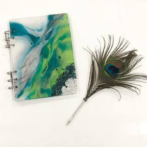 blue apatite journal