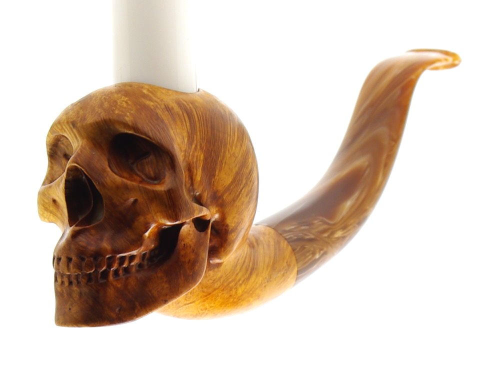 M-016d Big Face Skull