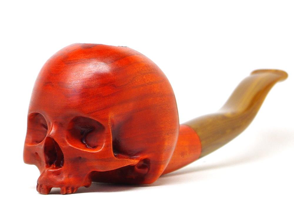 M-012 Half Human Skull
