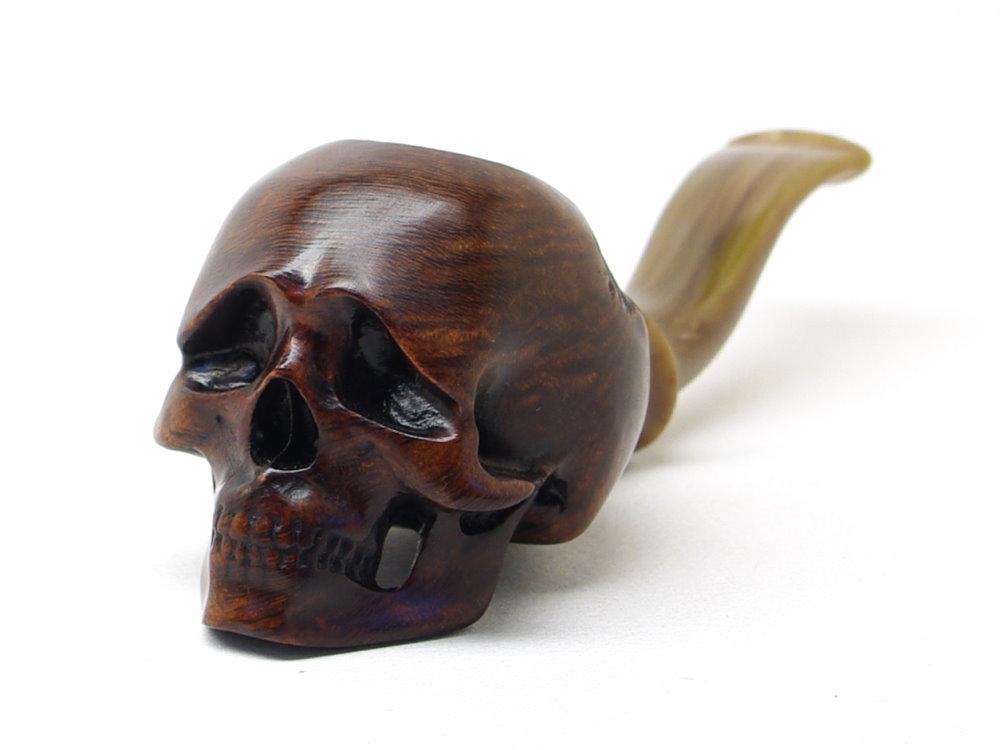 M-044b-n Sad Skull Nosewarmer