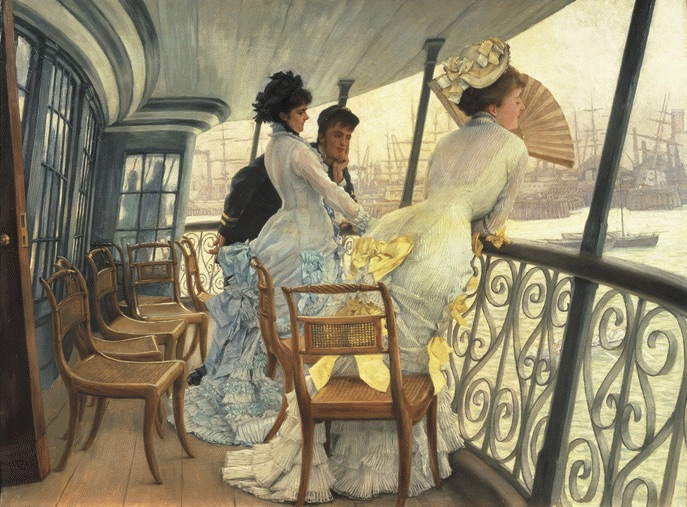 Musée d'Orsay, Exhibition James Tissot (1836-1902), Ambiguously modern