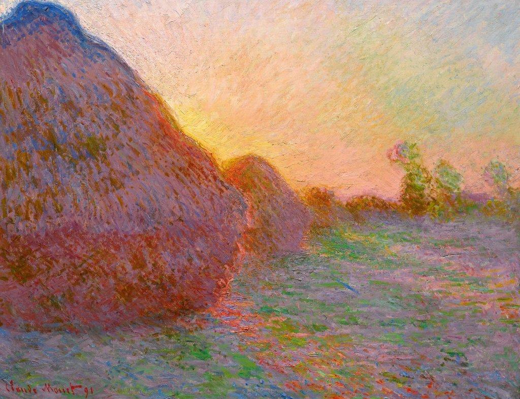 Monet Meules