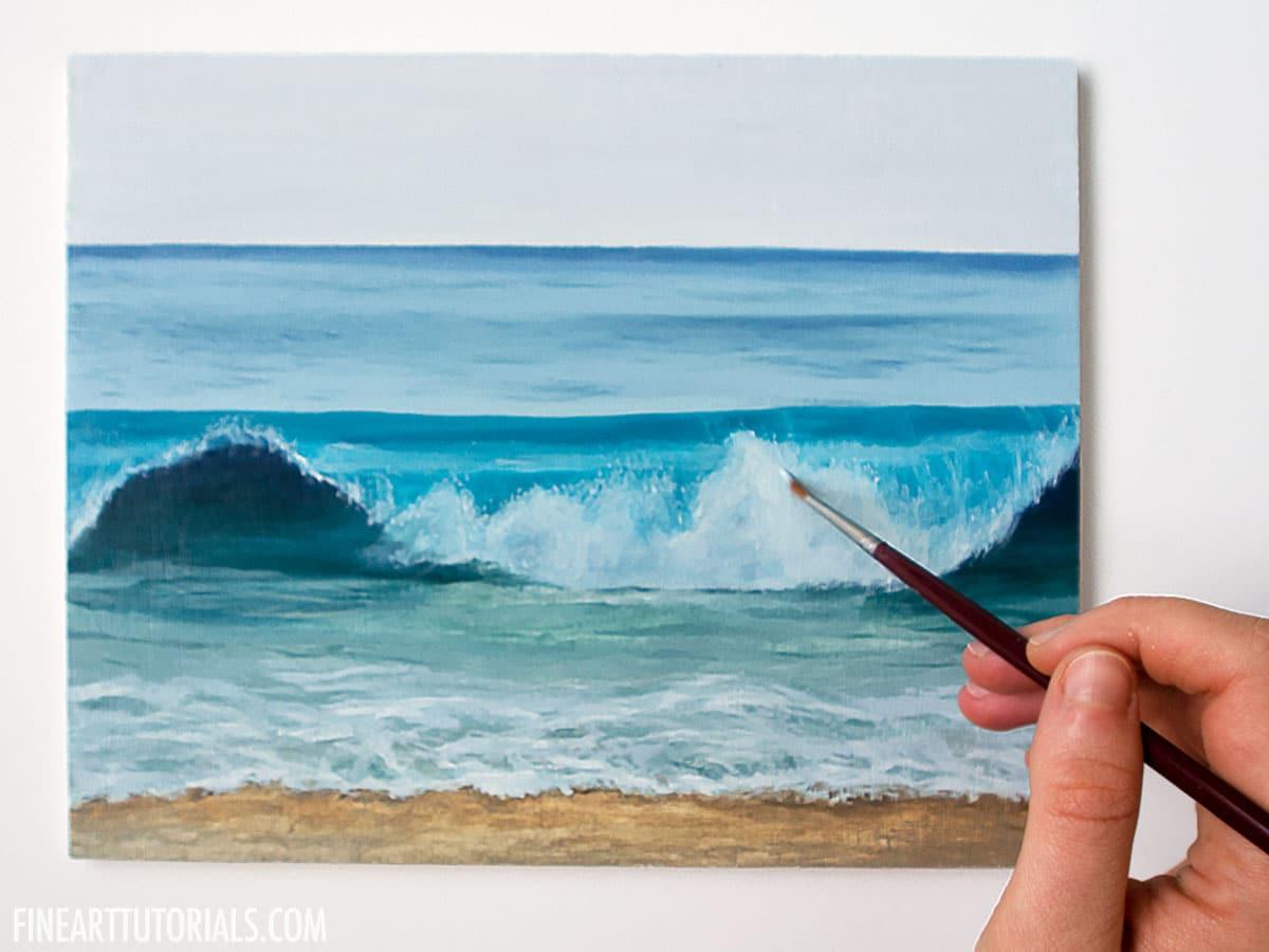 Acrylic Paint on Wood: A Guide - Fine Art Tutorials