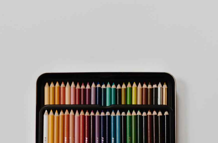Coloured Pencil Supplies for Artists