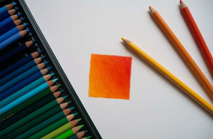 How to Blend Coloured Pencils: Tutorial for Artists