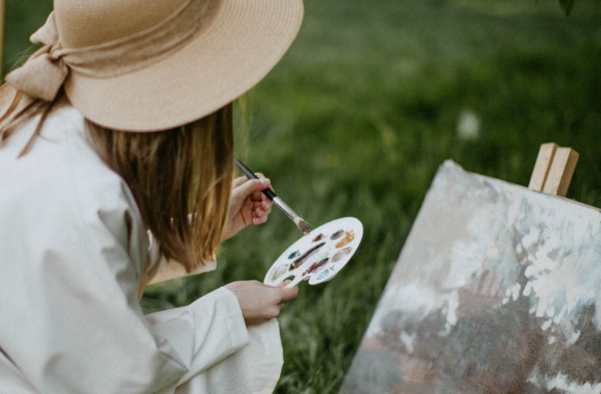 Easy Acrylic Painting Ideas: for Beginners
