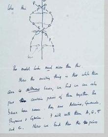 13-04-22-2088NE03A Francis Crick letter
