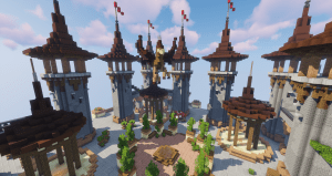 Factions Spawn- Towers
