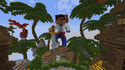 Lobby/Spawn | Tropical Pirate