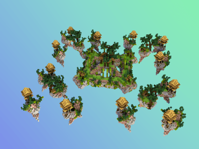 Pack SkyWars | 4 Maps
