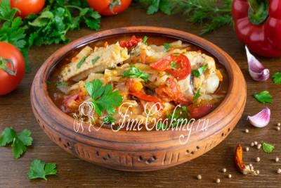 Необыкновенно ароматное, вкусное, сочное и полезное блюдо грузинской кухни вам точно понравится