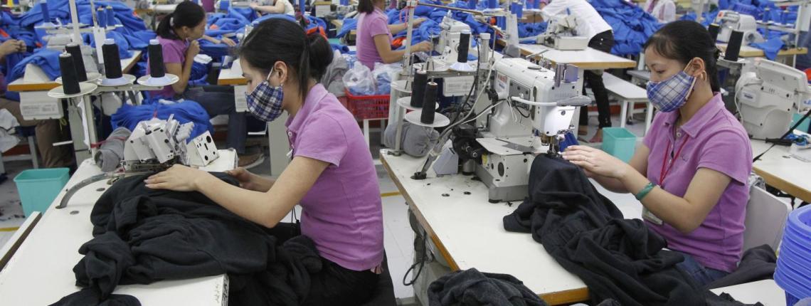 cotton garments manufacturer
