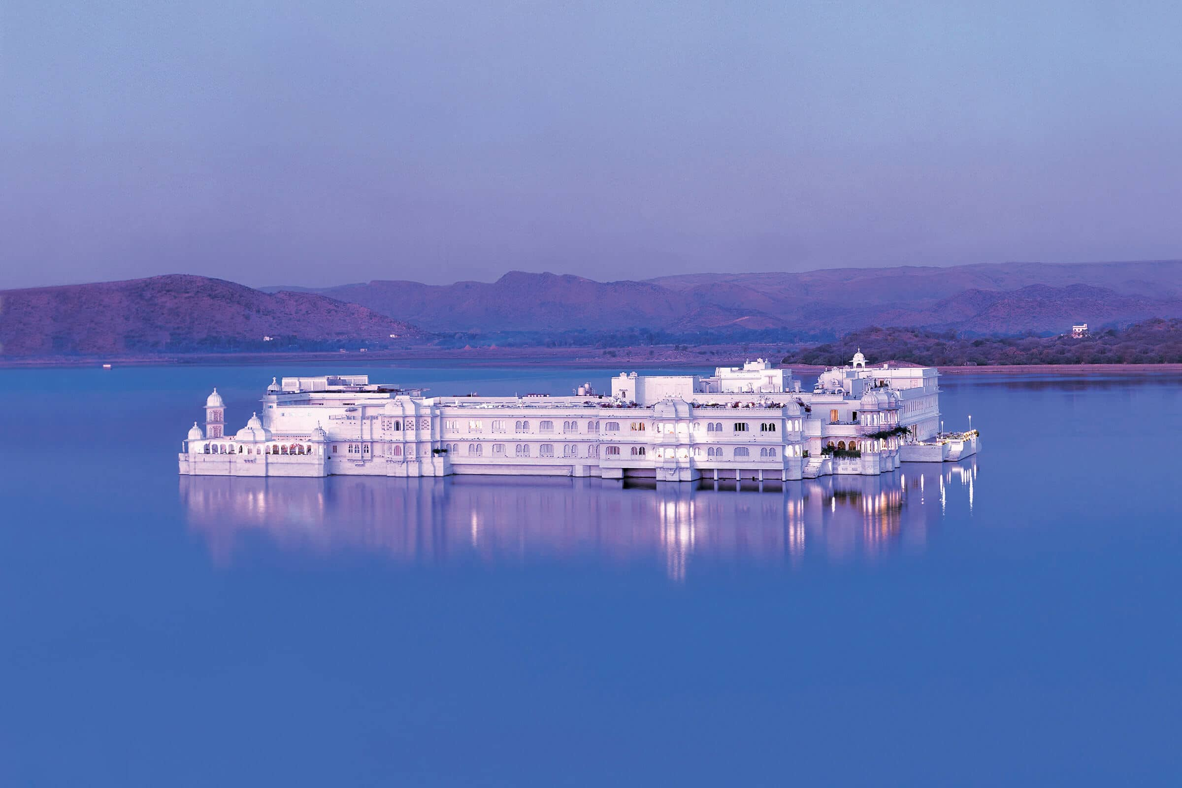 Lake Palace on fine dining Indian