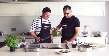 Atul Kochhar for Tandoor-i on Fine dining Indian Magazine