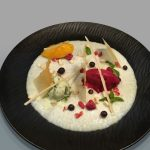 gobindo bhog kheer, nuts, sorbet, air dried fruits