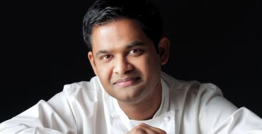 Chef Srijith Gopinathan Taj Campton Place fine dining indian Magazine August 2017