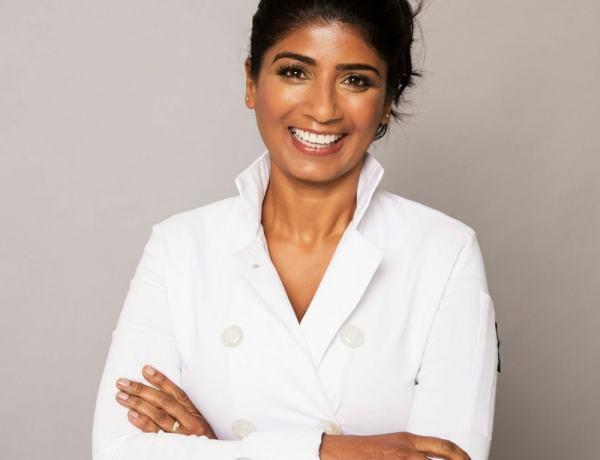 Anjula Devi Food consultant writer interview